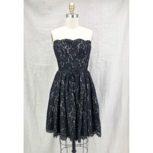 ROBERT RODRIGUEZ x Target Fit And Flare Lace Dress